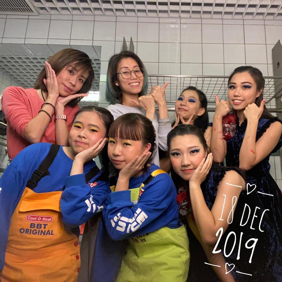 Yuen Long Inter-school Dancing Competition 2019